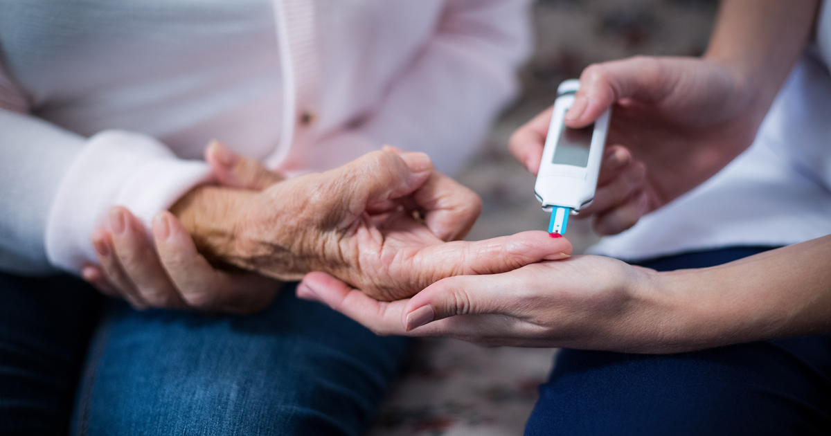 Signs and Symptoms of Diabetes in Elderly Adults